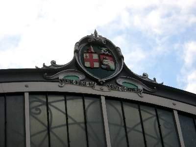 パディントン駅の紋章