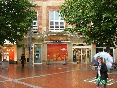 Sainsbury's Central