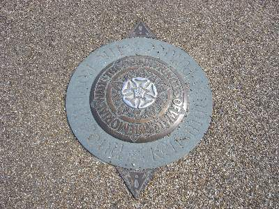 THE DIANA PRINCESS OF WALES MEMORIAL WALK