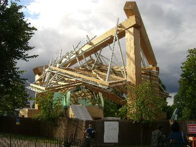The Serpentine Gallery Pavilion 2008