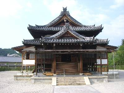豊田山山舎