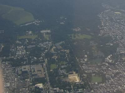 奈良中心部