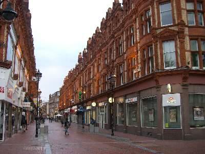 クイーン・ビクトリア・ストリート Queen Victoria Street