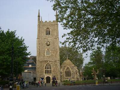 Minster Church of Saint Mary the Virgin