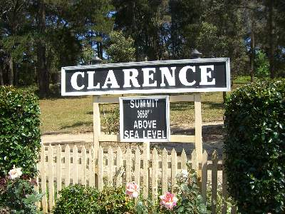 CLARENCE 駅