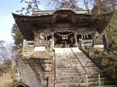 圓蔵寺三門