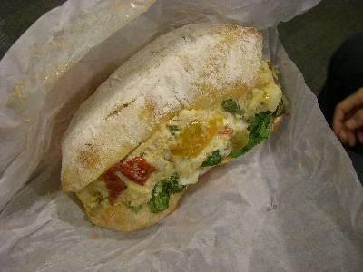 VIRON のサンドイッチ