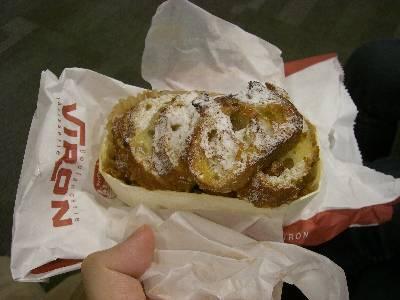 フレンチトースト (パン・ペルデュ)
