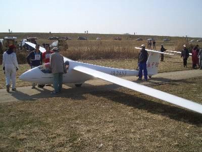 出場機体 ASK-21 JA2457