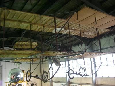 アンリ・ファルマン機