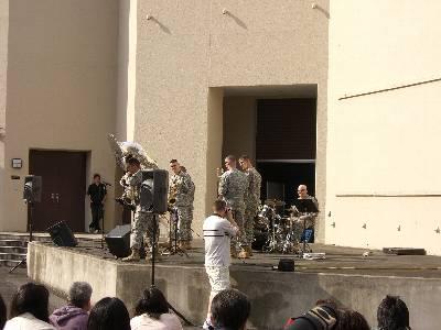米軍バンド