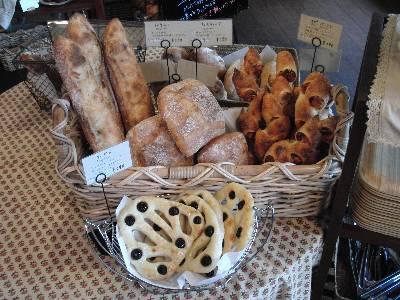 ハード系のパン色々 1