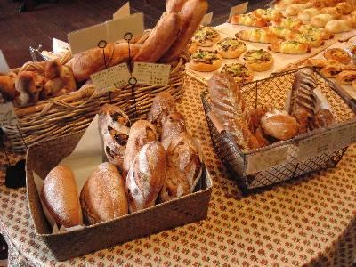 ハード系のパン色々 2