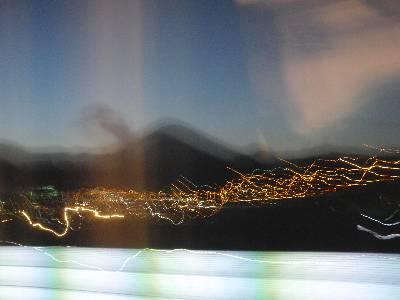 富士山 (平塚市付近から)