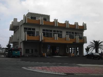 旧三宅島観光ホテル