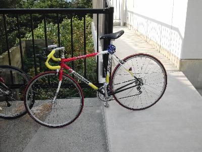奥村の自転車 (ブリジストン ANCHOR)