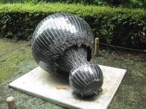 彫刻作品 distortion