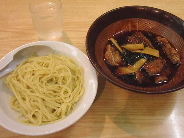ロースつけ麺