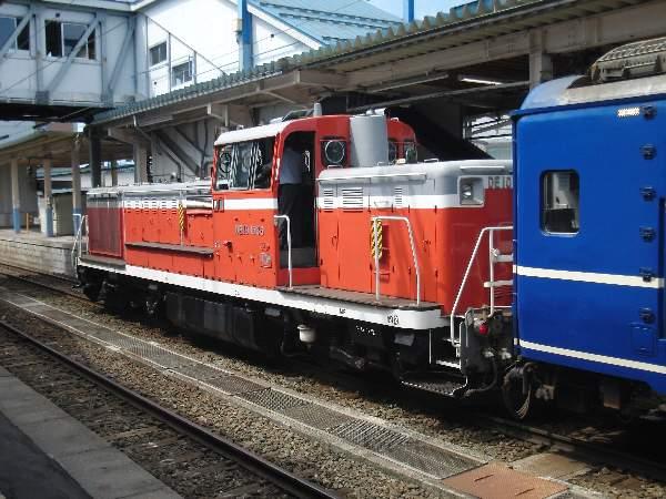 ディーゼル機関車 DE10 (DE10 1536)