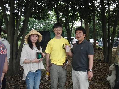 池尻さん、奥村、遠山さん