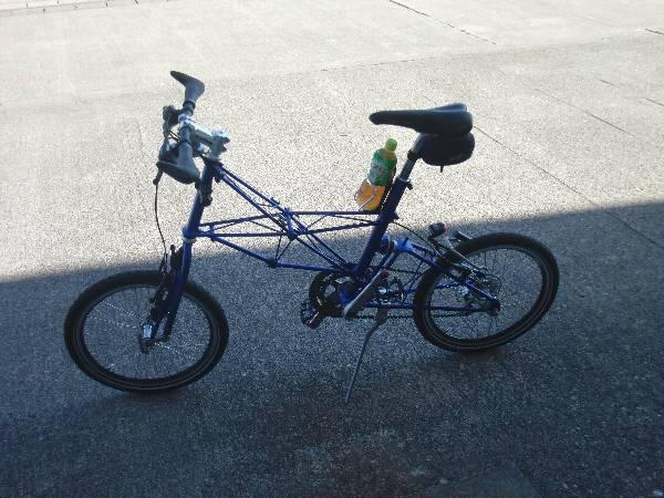 中村さんの自転車 (モールトン)