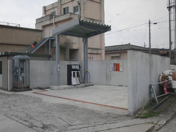 フルセルフガソリンスタンド