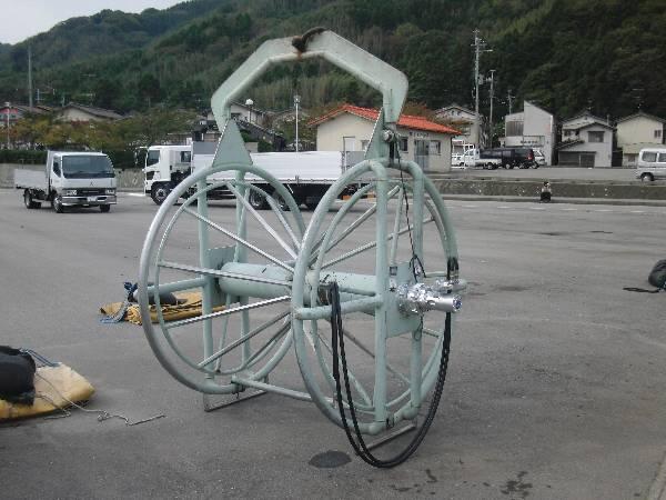 油圧漁労機械