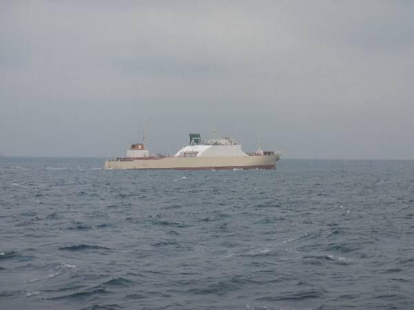 ステルス貨物船