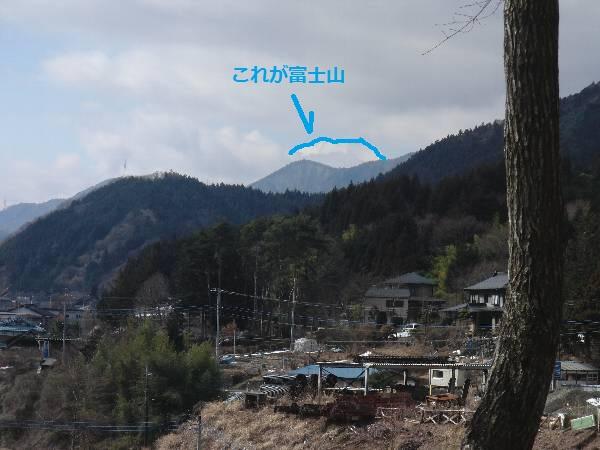 富士山 (わかりくいので解説をつけました)