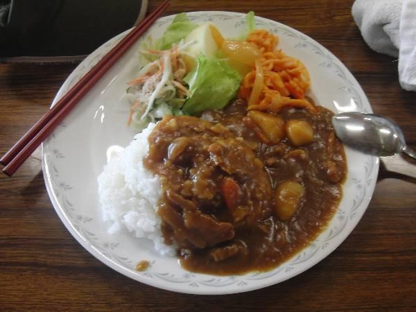 棚田カレー