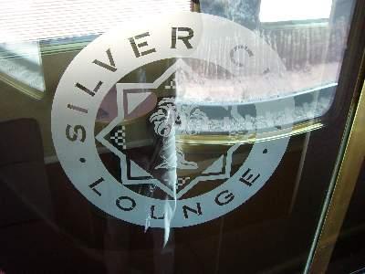 SILVER CITY LOUNGE ロゴ