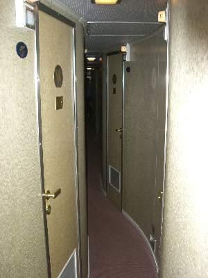 ゴールドカンガルー 1 人用個室車両