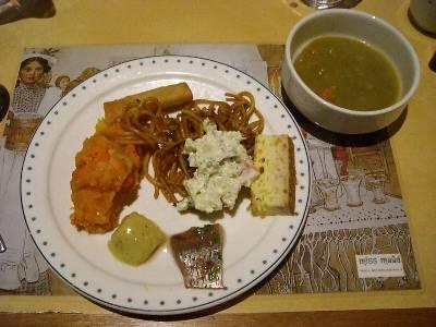 私のお皿 (trip 1)