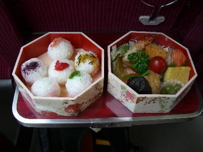 旭鮨の弁当