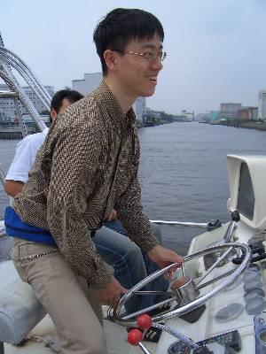 へっぽこ操船