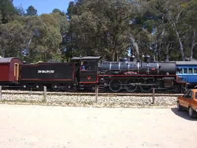 Zig Zag Railway の SL