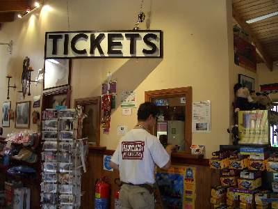 チケット売り場