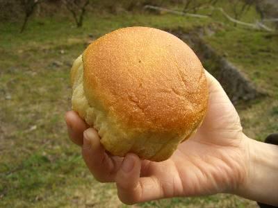 きな粉パン