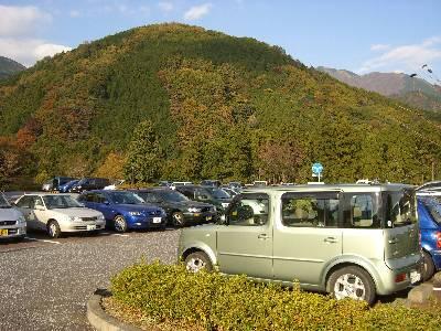 戸川公園駐車場