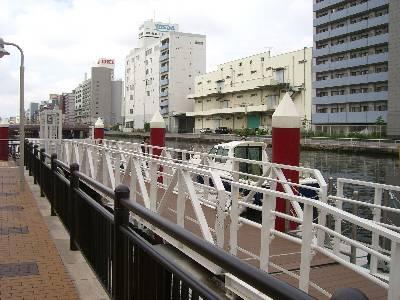 URBAN LAUNCH 乗場桟橋
