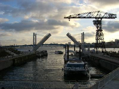ららぽーと豊洲桟橋