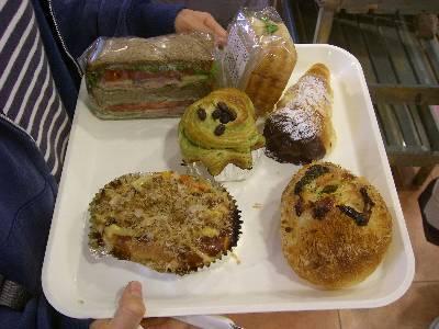 ボナペティで買ったパン
