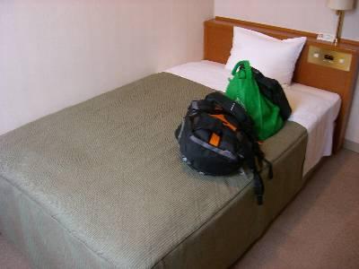 平成ホテル客室