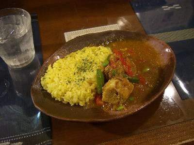 沖縄角煮 (ラフテー) カレーお試しサイズ